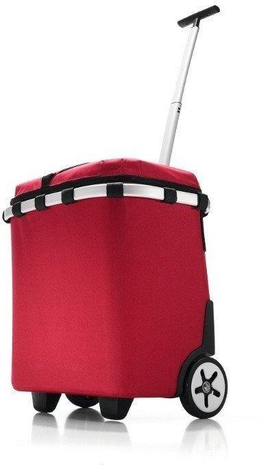 Reisenthel - wózek na zakupy carrycruiser iso - red