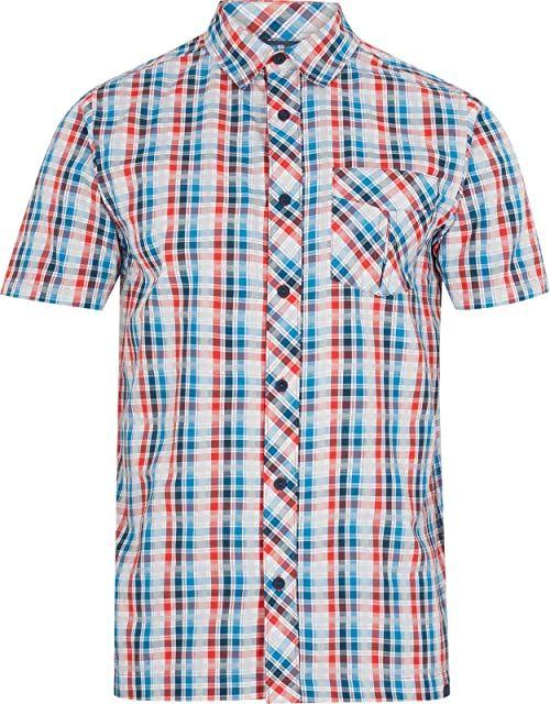 McKINLEY Męska bluzka Astra Ux, 900 Multicolor/Bluep, S