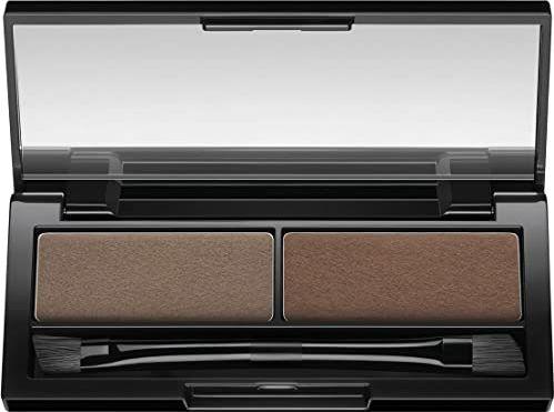 Max Factor Real Brow Duo Kit praktyczna paletka cieni do brwi 002 - Medium