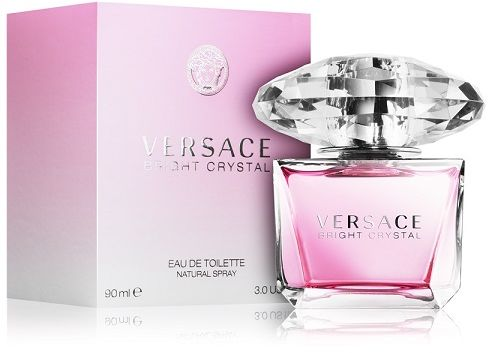 Versace Bright Crystal woda toaletowa - 90ml Do każdego zamówienia upominek gratis.