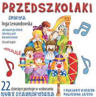 Przedszkolaki - Audiobook.