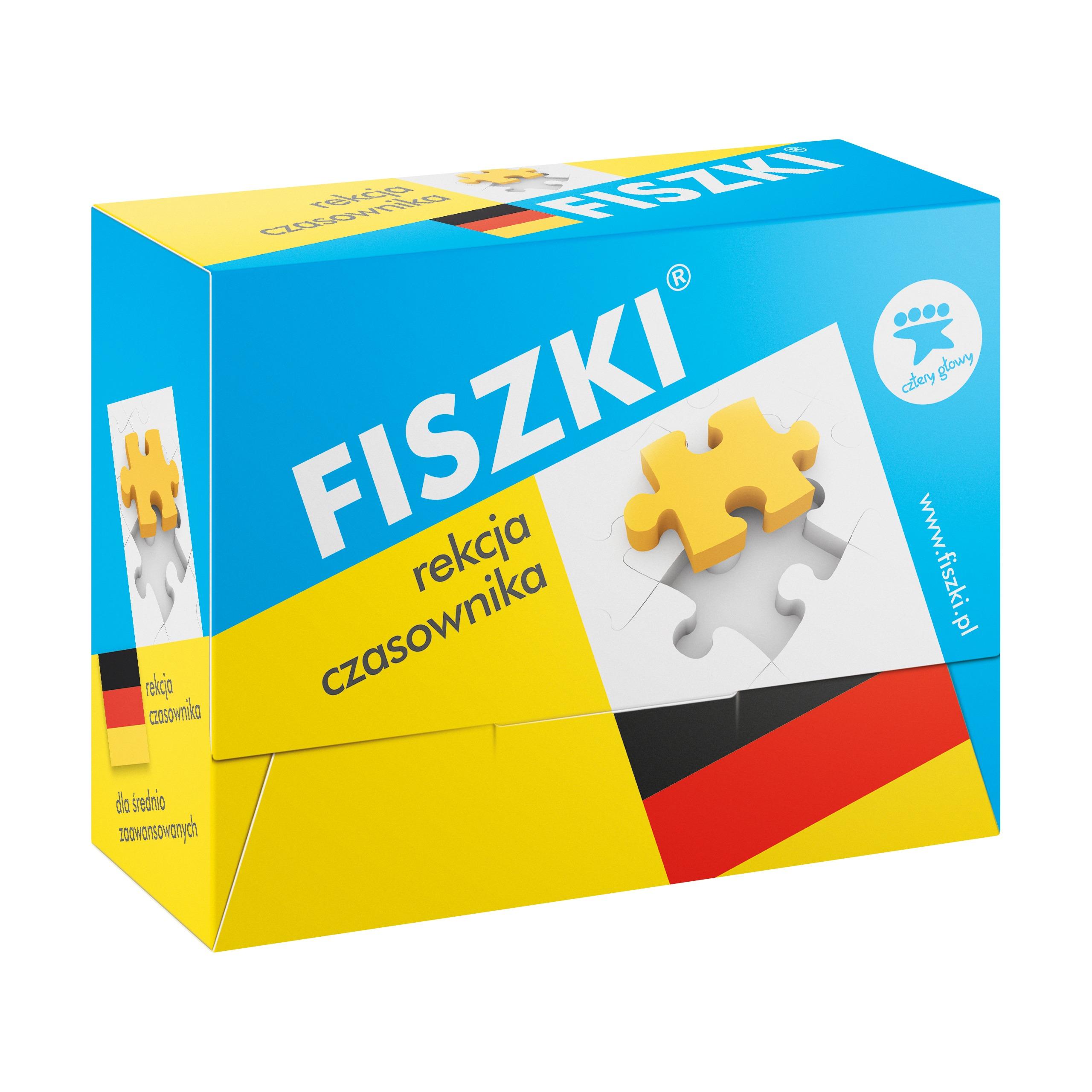 FISZKI - niemiecki - Rekcja czasownika