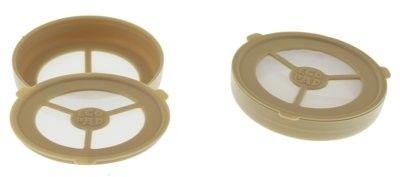 Philips Scanpart Filtr stały EcoPad 2szt do ekspresu kapsułkowego Scanpart 2790000418