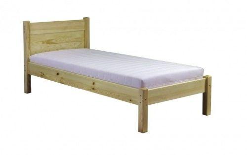 Łóżko Classic tył równy
