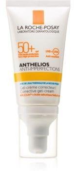 La Roche-Posay Anthelios Anti-Imperfections matujący żel-krem przeciw niedoskonałościom skóry SPF 50+ 50 ml