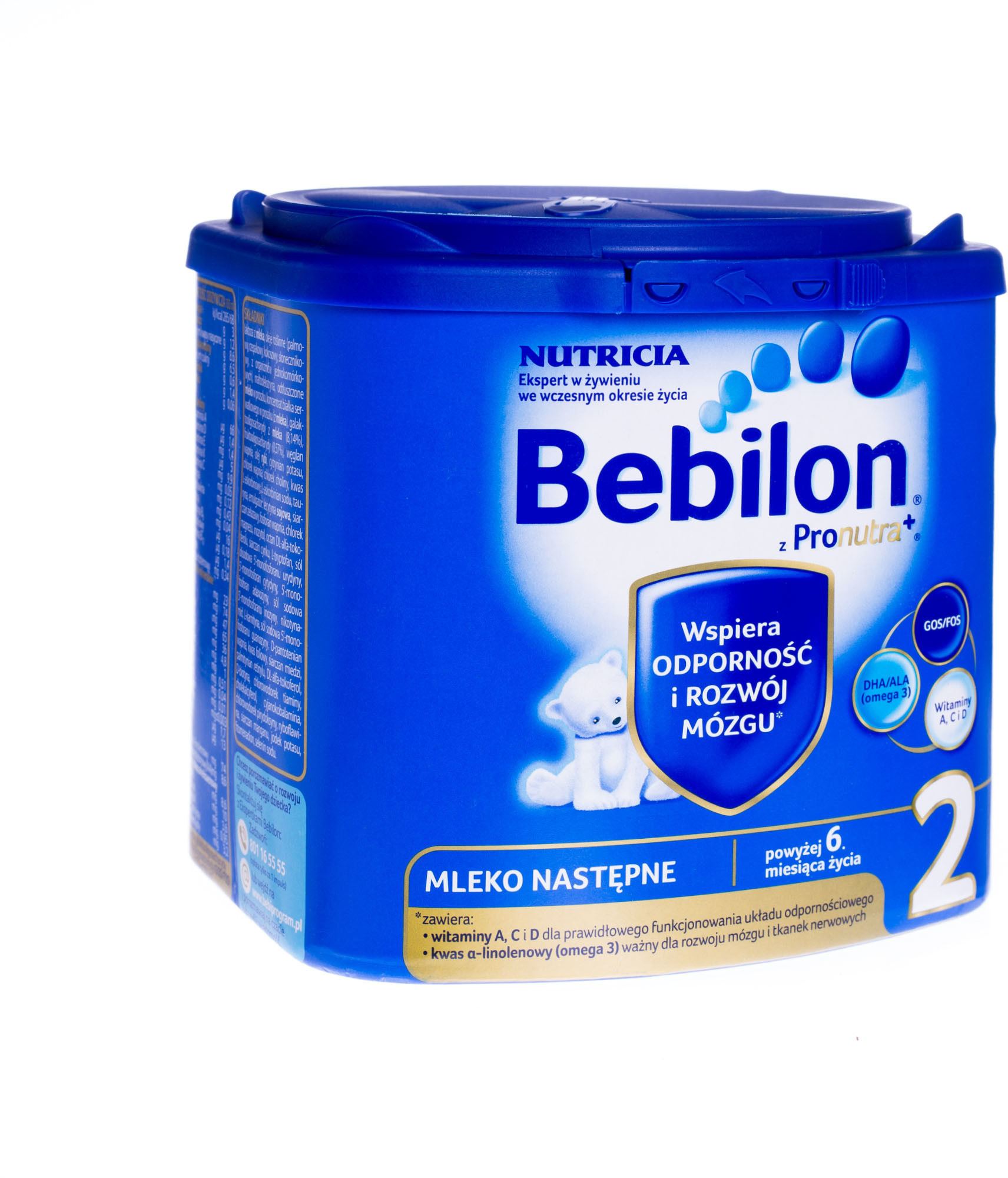 Bebilon 2 mleko następne proszek 350 g