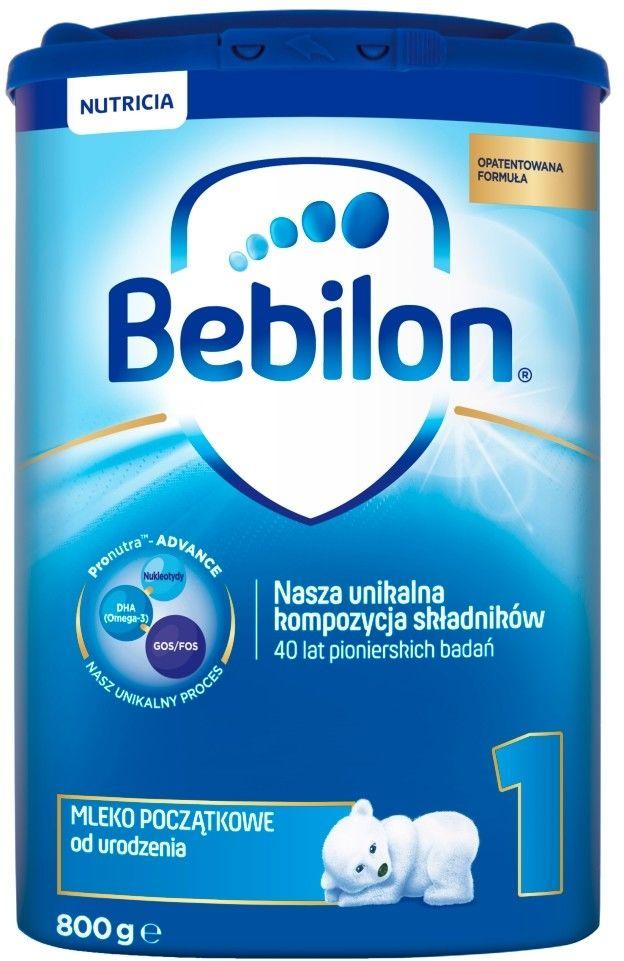 Bebilon 1 mleko początkowe proszek 800 g