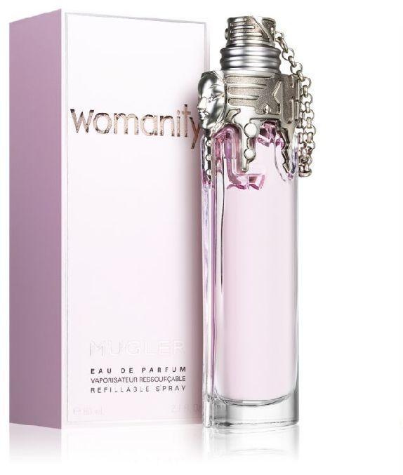 Thierry Mugler Womanity 80ml woda perfumowana [W]
