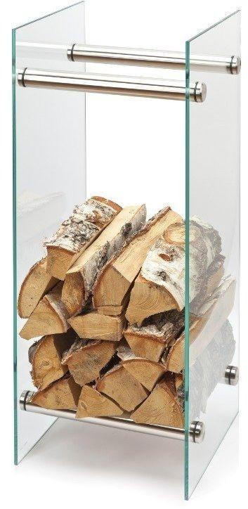Vetrostyle - stojak na drewno do kominka