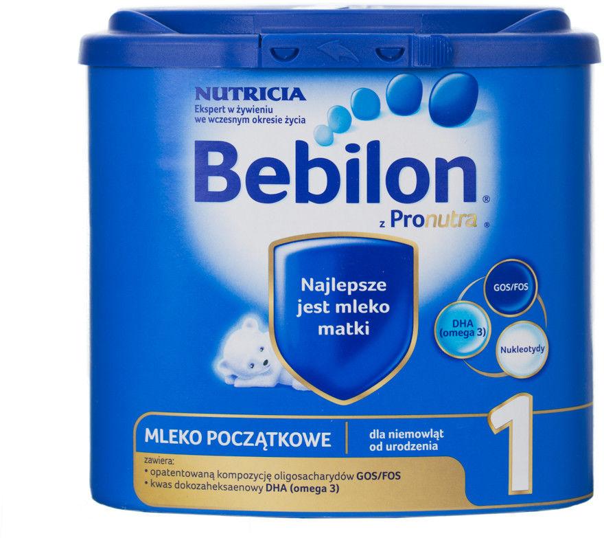 Bebilon 1 mleko początkowe proszek 350 g
