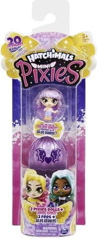Figurka HATCHIMALS Mini Pixies 2-pack