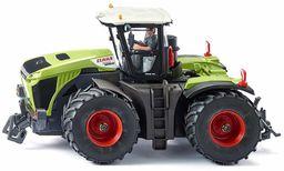siku 6791, Claas Xerion 5000 TRAC VC traktor, zielony, metal/tworzywo sztuczne, 1:32, zdalne sterowanie, bez modułu zdalnego sterowania, sterowanie możliwe za pomocą aplikacji