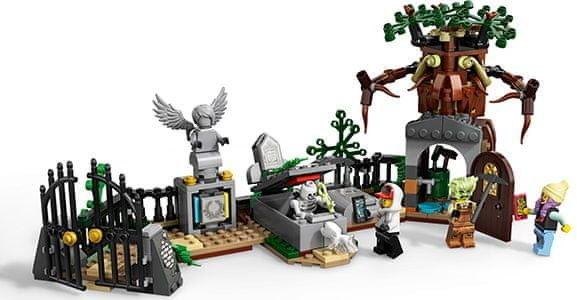 LEGO Hidden Side 70420 Tajemnicze Cmentarzysko