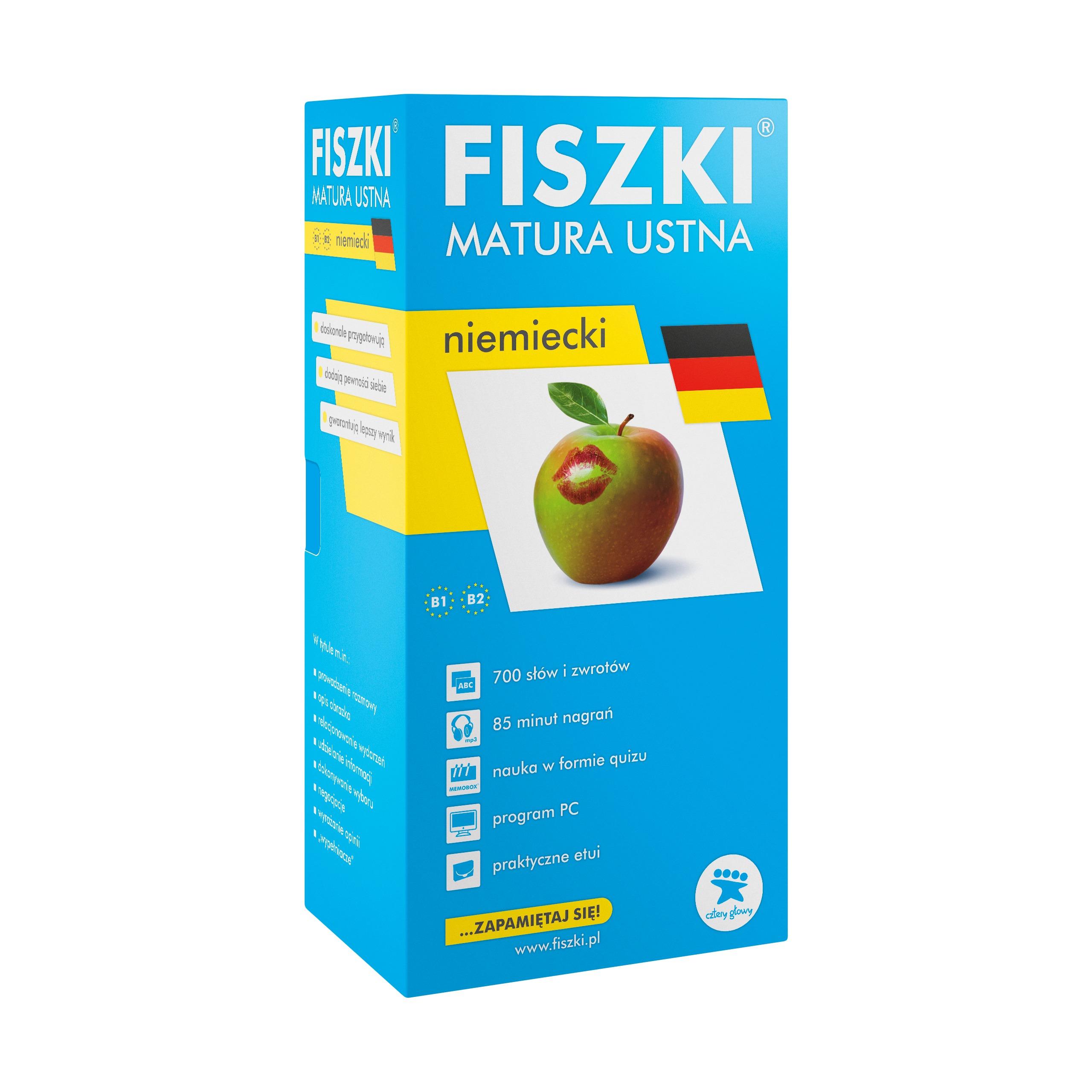 FISZKI - niemiecki - Matura ustna