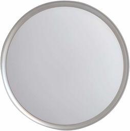 Fischer & Honsel Lampa sufitowa 1 x LED 34 W kolor srebrny, akryl biały