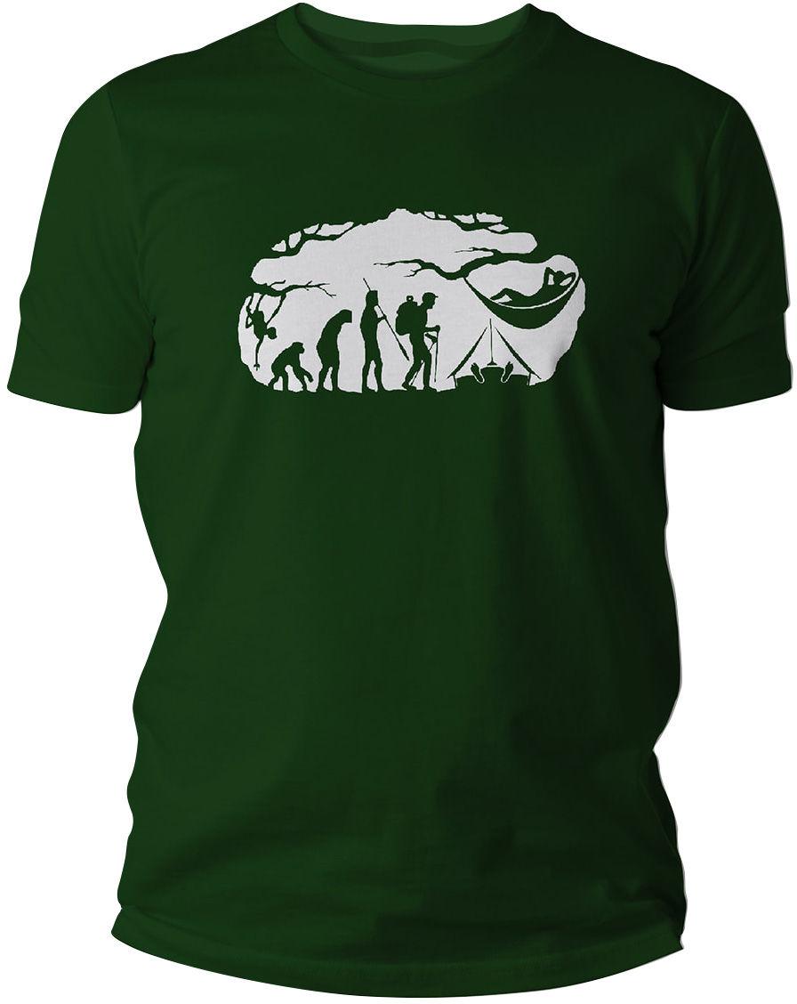 Koszulka T-Shirt TigerWood Bushcraft Evolution - zielona