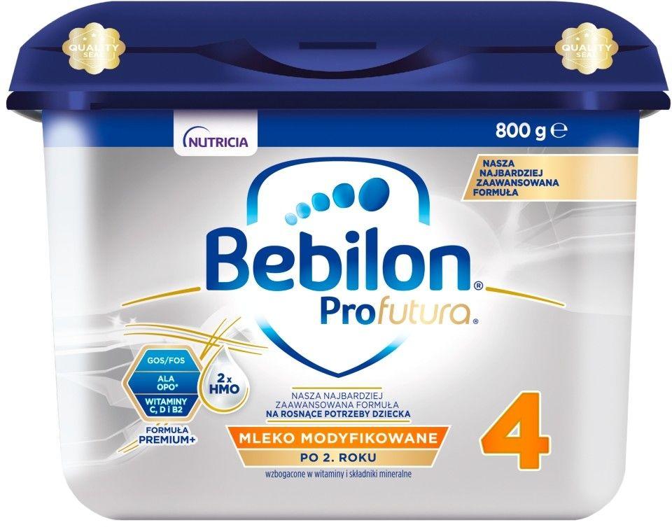 Bebilon Profutura Junior 4 mleko modyfikowane powyżej 2 roku życia proszek 800 g
