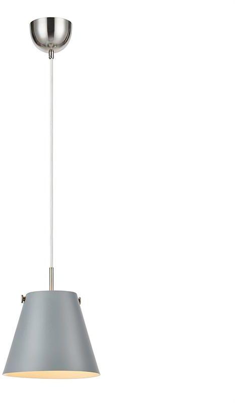 Lampa wisząca Tribe 107390 Markslojd nowoczesna oprawa w kolorze szarym