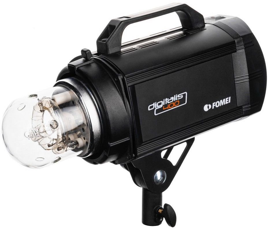 Lampa błyskowa Fomei Digitalis 400 WS RF / 300W