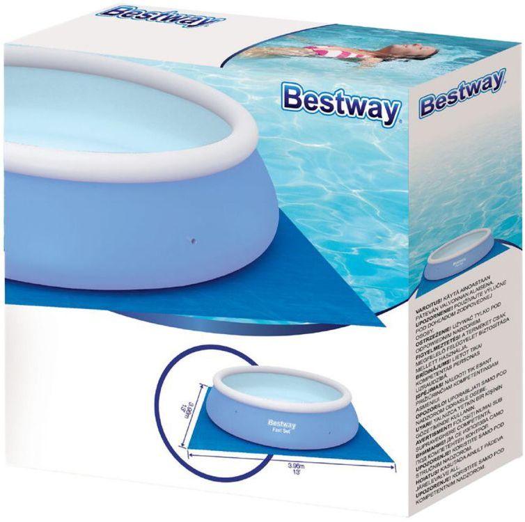 Podłoga pod basen Bestway 396 x 396 58002