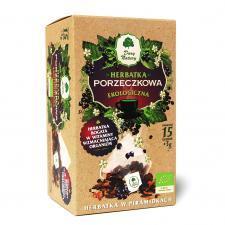 Herbatka porzeczkowa PIRAMIDKI BIO (15 x 3 g) Dary Natury