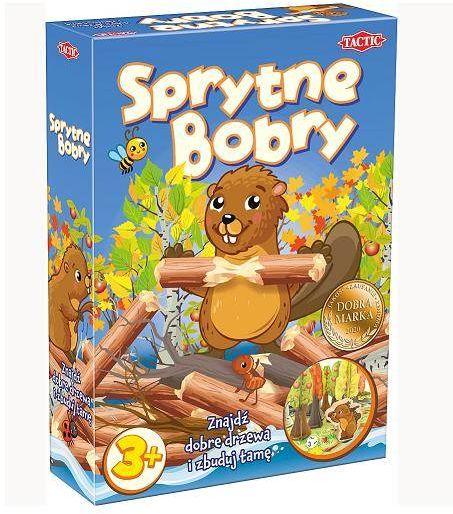 Sprytne bobry - Tactic