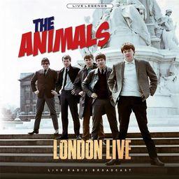 London Live - Płyta winylowa - The Animals