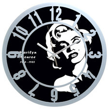 Zegar naścienny IDOL Marilyn Monroe