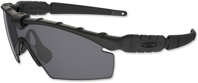 Okulary taktyczne Oakley - SI Ballistic M Frame 2.0 Strike Black - Grey - 11-140 (13131) SP
