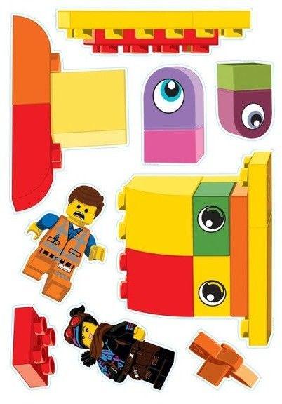 LEGO 52378 Układanka Duplo LM2