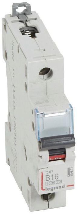 Wyłącznik nadprądowy 1P B 16A 10kA S311 DX3 408872