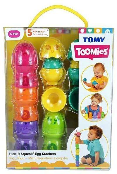 Piramidka z jajeczek TOMY