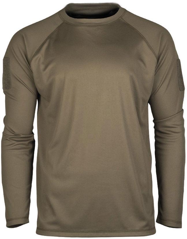 Koszulka termoaktywna Mil-Tec Tactical Olive D/R (11082001)