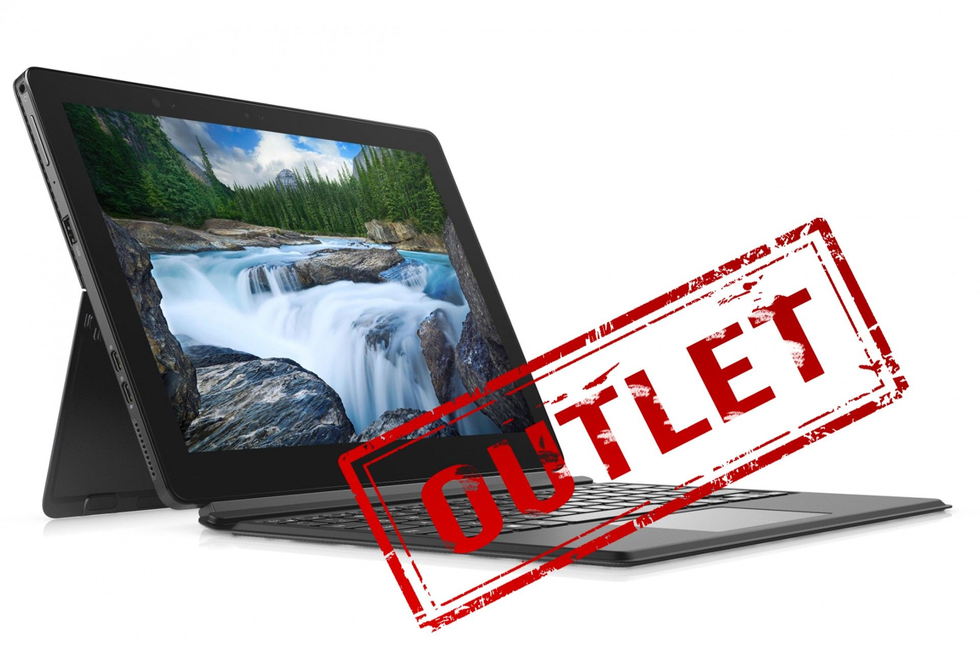 OUTLET Dell Latitude 5290 2 w 1  8GB i5