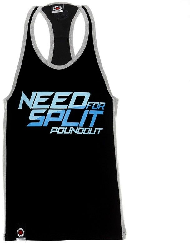 Poundout tank top Stringer NEED FOR SPLIT