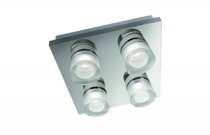 Philips Roomstylers 37245/11/13 PLAFON LED CHROM NOWOCZESNY -- WYSYŁKA 48H --