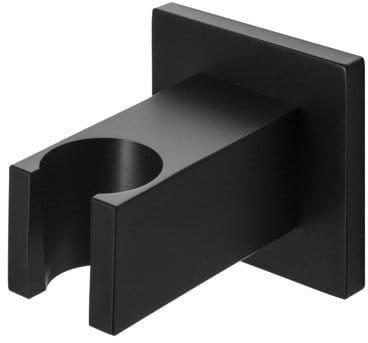 Corsan uchwyt prosty bez przyłącza, czarny CMU188BL