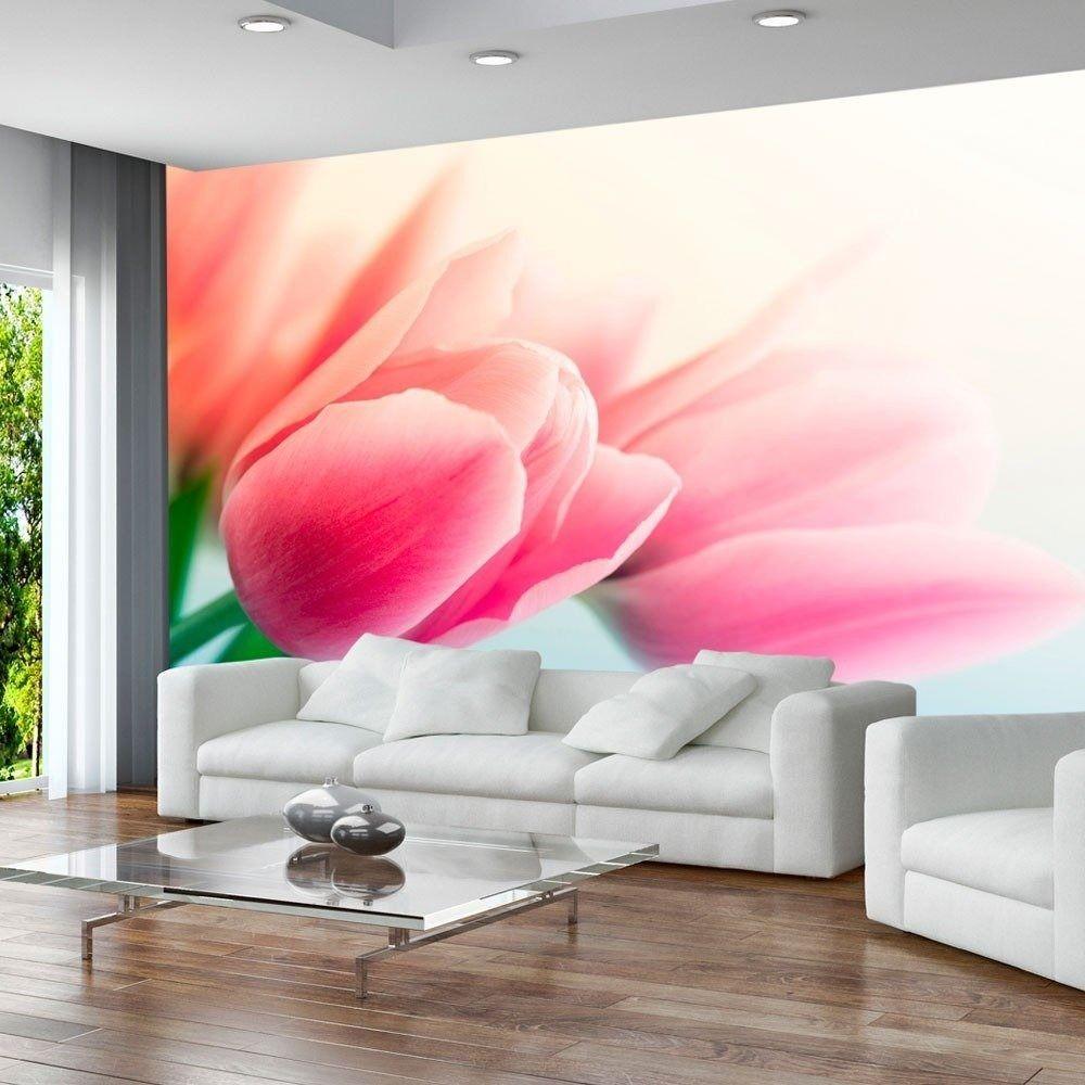 Fototapeta - wiosna i tulipany