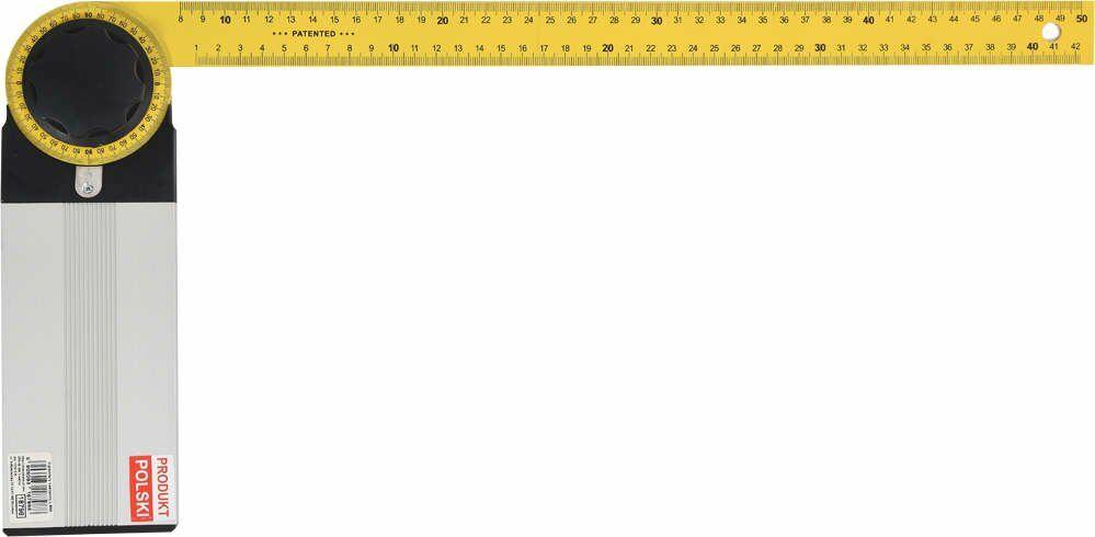 Kątomierz nastawny l-500 Vorel 18798 - ZYSKAJ RABAT 30 ZŁ