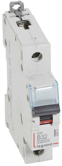 Wyłącznik nadprądowy 1P B 32A 10kA S311 DX3 408875