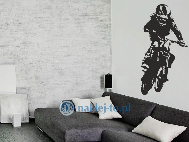 naklejka na ścianę Motocross 3 naklejka na ścianę