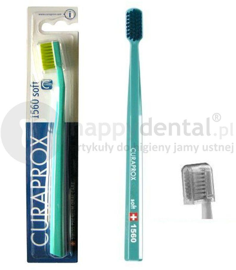 CURAPROX CS 1560 Soft szczoteczka do zębów - BLISTER