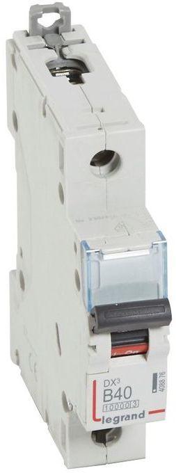 Wyłącznik nadprądowy 1P B 40A 10kA S311 DX3 408876