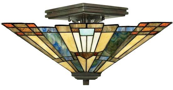 Plafon INGLENOOK QZ/INGLENOOK/SF - Elstead Lighting  Skorzystaj z kuponu -10% -KOD: OKAZJA