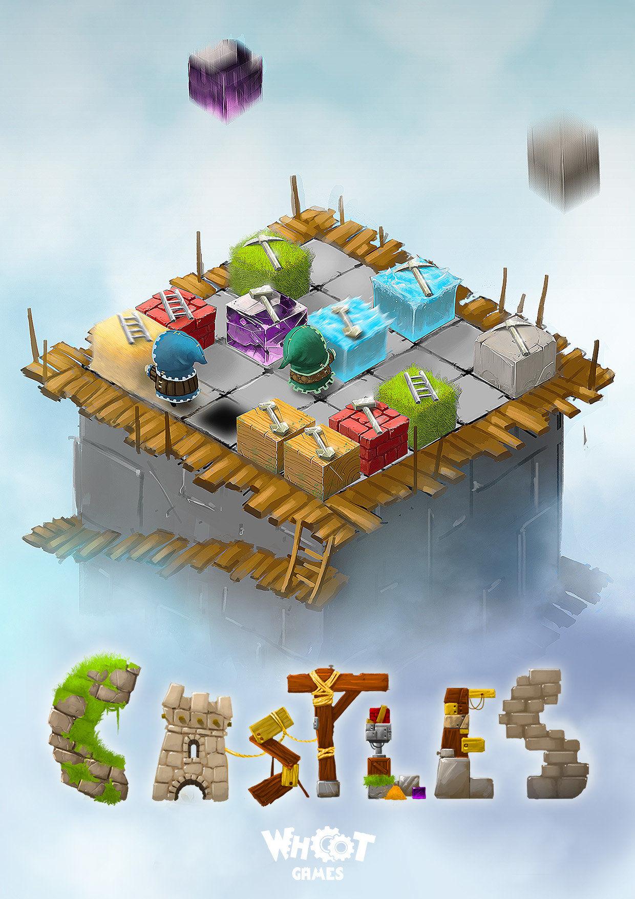 Castles (PC) klucz Steam