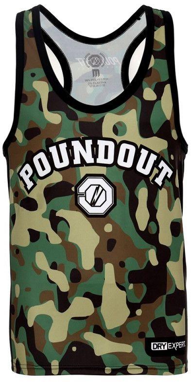 Poundout tank top UNIT