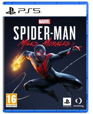 Gra PS5 Marvel s Spider-Man: Miles Morales