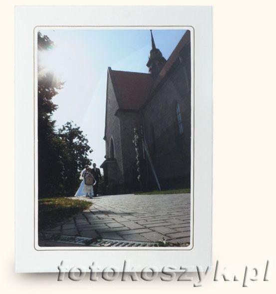 Biała Ramka (na zdjęcie 13x18)