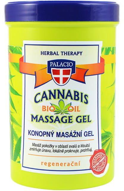 Cannabis konopny żel do masażu 380ml