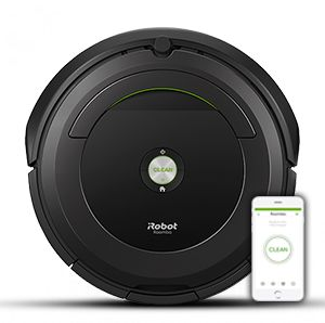 iRobot Roomba 696 + BEZPŁATNA 3-letnia GWARANCJA - Zobacz i testuj robota na żywo w naszym sklepie w Warszawie lub wysyłka w 24h!